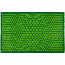 schmutzfangmatten design designer türmatte schmutzfangmatte lars contzen honeycomb 66x100