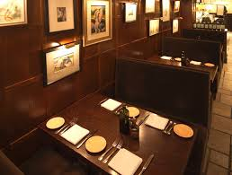 Dining Tables Nyc Restaurant Dining Table Furniture Design Of Cesca Enoteca And