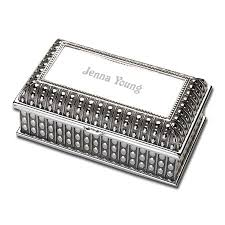 personalised jewelry box personalized jewelry boxes
