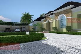 phenomenal 4 bedroom bungalow design 10 plan in nigeria house