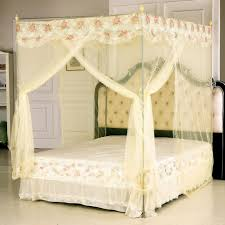 Ikea Bed Canopy by Bedroom Bed Curtain Canopy Bed Curtains Ebay S L1000