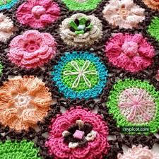 Free Pattern For Crochet Flower - 453 best crochet flowers u0026 hearts u0026 butterflies free pattern