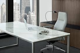marble computer desk credentials freestanding marble desk gunlocke office furniture