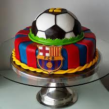 soccer cake pin by on boys cakes barcelona soccer soccer
