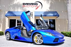 Lamborghini Murcielago 2006 - 2006 lamborghini murcielago roadster stock 5966 for sale near