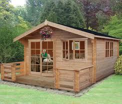 wooden log cabin shire kinver wooden log cabin