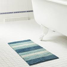 Ombre Bath Rug Trent Design Brandeis Ombre Microfiber Bath Rug Reviews