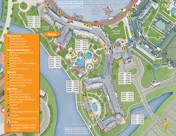 saratoga springs disney floor plan april 2017 walt disney world resort hotel maps photo 30 of 33