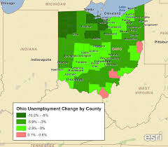 Dublin Ohio Map by Examining Ohio U0027s Political Leanings U2013 Pam Allison