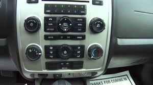 Ford Escape Body Styles - 2010 ford escape xlt youtube