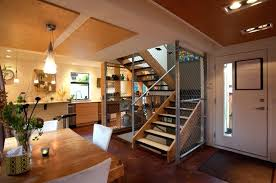 cozy kitchen ideas simple family room simple wooden stairs for family room