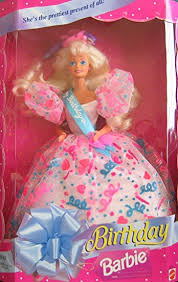 amazon birthday barbie doll u0027s prettiest present