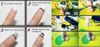 easy piano keys nail art tutorials for beginners u0026 learners 2014