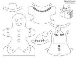 printable christmas paper dolls lovetoknow