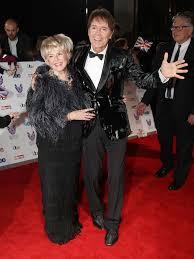John Varvatos American Flag Scarf Sir Cliff Richard Photos Photos Pride Of Britain Awards Red