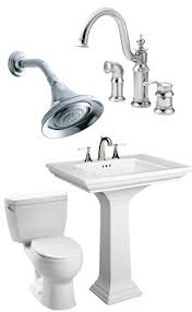 Bathroom Plumbing Fixtures Fixtures