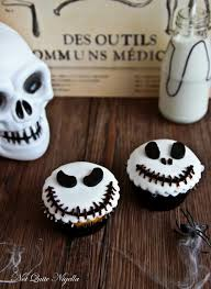 jack skellington cupcakes not quite nigella