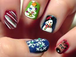 christmas nail designs 2014 and christmas nail art