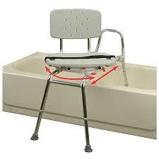 Bathtub Bench Seat Bath Chair M31635 1 Swivelling Bath Seat Adjustable Width Snug