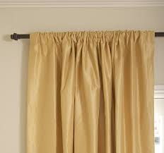 Khaki Curtains Custom Voile Drapery Drapestyle Com