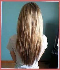 back of hairstyle cut with layers and ushape cut in back gorgeous layered hairstyles for summer season with regard to u