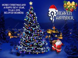 merry christmas heaven asunder heaven asunder
