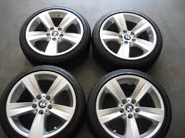 2007 bmw 335i tires fs 18 bmw 335i oem sports wheels and tires style 189 must sell