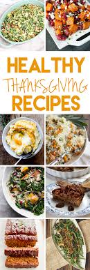 healthy thanksgiving recipes gluten free vegetarian