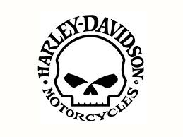 skulloween bike harley davidson usa