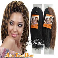 afro plaits new noble gold afro kinky twist crochet marley senegal braid ombre