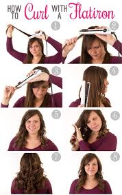 pageant curls hair cruellers versus curling iron style a curly hair with your flat iron flat iron curly and