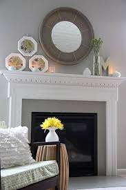 fireplace mantel decor ideas home designing small living room modern fireplace mantel welcoming