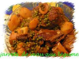 cuisiner jarret de veau recette de jarrets de veau aux légumes
