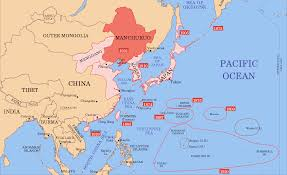 Map Of Asian Countries Map Of Asia 1940 You Can See A Map Of Many Places On The List On