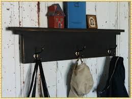 Entryway Wall Fun Ideas Wall Shelf With Hooks U2014 Home Designing