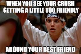 Karate Memes - karate kid meme imgflip