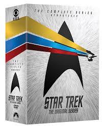 amazon com star trek the original series the complete series