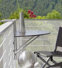 ideas diy folding balcony table didny