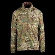 Kelty Map 3500 Beyond Clothing A4 Wind Shirt Multicam