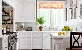 ideas for kitchen window treatments stylish window treatment ideas for kitchen cozy intended 22