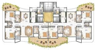 Cluster House Plans 3000 Sq Ft 4 Bhk 5t Apartment For Sale In Supreme Universal