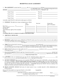rental agreement nevada fill online printable fillable blank