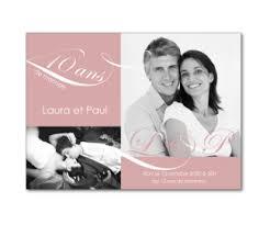 invitation anniversaire mariage carte d invitation anniversaire mariage magnétique planet cards