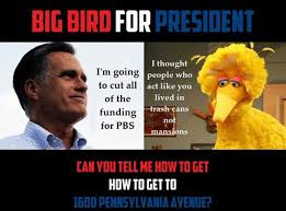 Political Memes - political memes mitt romney vs big bird