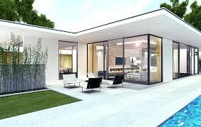 single story modern house plans modern single story house plans large size of bedroom 2 story floor