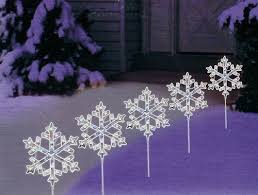 Outdoor Snowflake Lights 29 99 34 99 Set Of 5 Lighted Holographic Snowflake Christmas