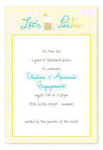 Words For A Wedding Invitation Invitation Wording Samples By Invitationconsultants Com Tea Party
