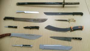 106 knives handed in following knife amnesty if you have information about knife crime please contact police on 101 or call crimestoppers anonymously on 0800 555 111