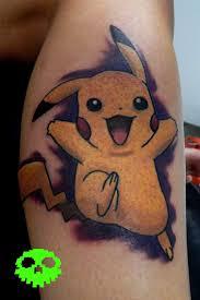 cool cartoon tattoos video game tattoos u2014 critical hit tattoo