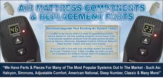 Sleep Number Bed Parts Replacement Air Bed Replacement Pumps U0026 Mattresses Free Shipping